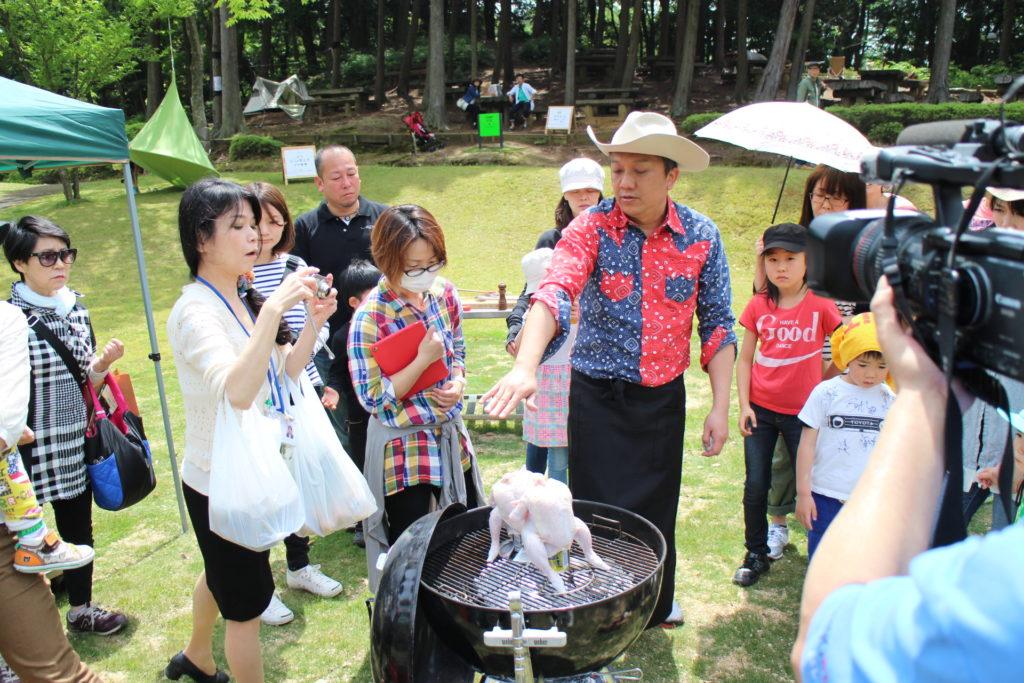BBQ講習会(京都BBQ協会)